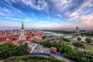 Vistas de Bratislava