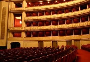 teatro de la ópera Viena